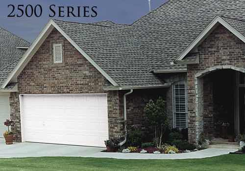 2500 Series Garage Door