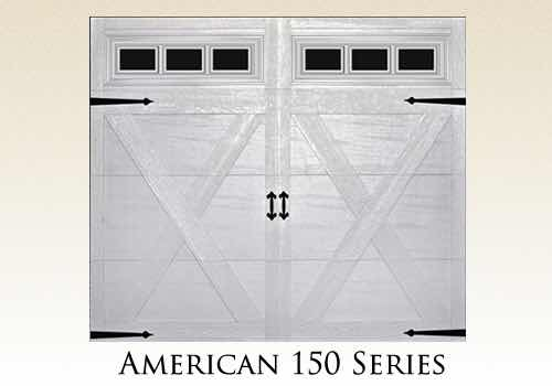 American 150 Series Steel Doors