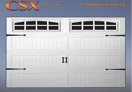 CSX Series Steel Doors