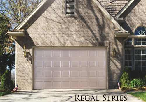 Regal Series Garage Door